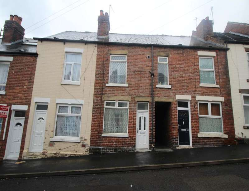 3 Bedrooms Property for sale in Wade Street, Sheffield, S4
