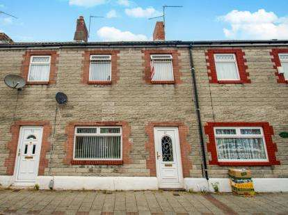3 Bedrooms Terraced House for sale in Ordell Street, Splott, Cardiff, Wales