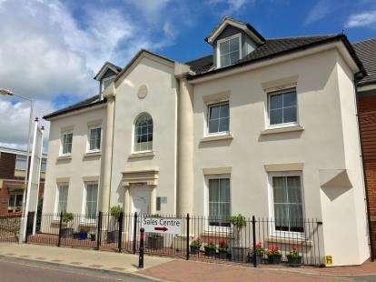 1 Bedroom Retirement Property for sale in Newbury, Gillingham, Dorset