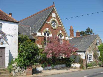 4 Bedrooms Semi Detached House for sale in Chale Green, Ventnor, Isle of Wight