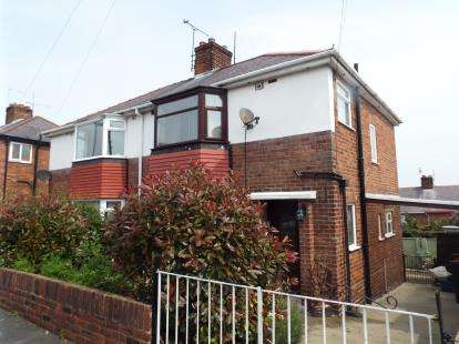 3 Bedrooms Semi Detached House for sale in Crosfield Road, Greenfield, Holywell, Flintshire, CH8