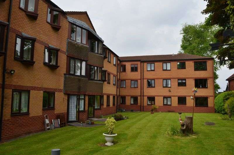 2 Bedrooms Retirement Property for sale in Hamilton Court, Northfield Road, Kings Norton