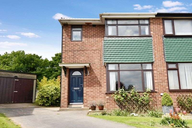 3 Bedrooms Semi Detached House for sale in Thornhill Croft, Walton
