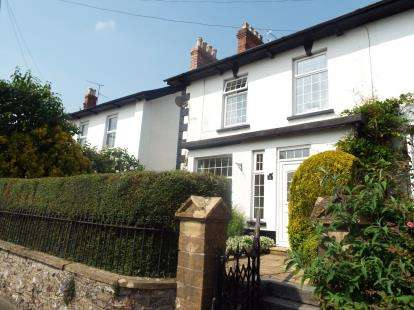 4 Bedrooms Terraced House for sale in Crewkerne Road, Chard, Somerset