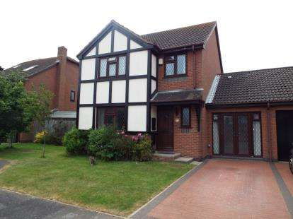 5 Bedrooms Detached House for sale in Stubbington, Hampshire