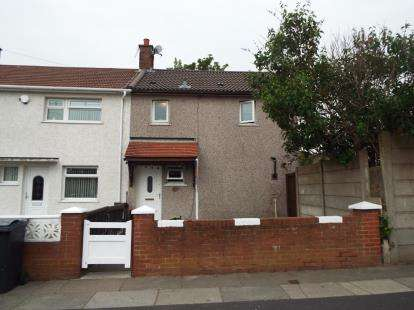 2 Bedrooms End Of Terrace House for sale in Norbury Road, Liverpool, Merseyside, L32