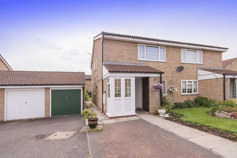 1 Bedroom Flat for sale in MARSHAW CLOSE, MICKLEOVER