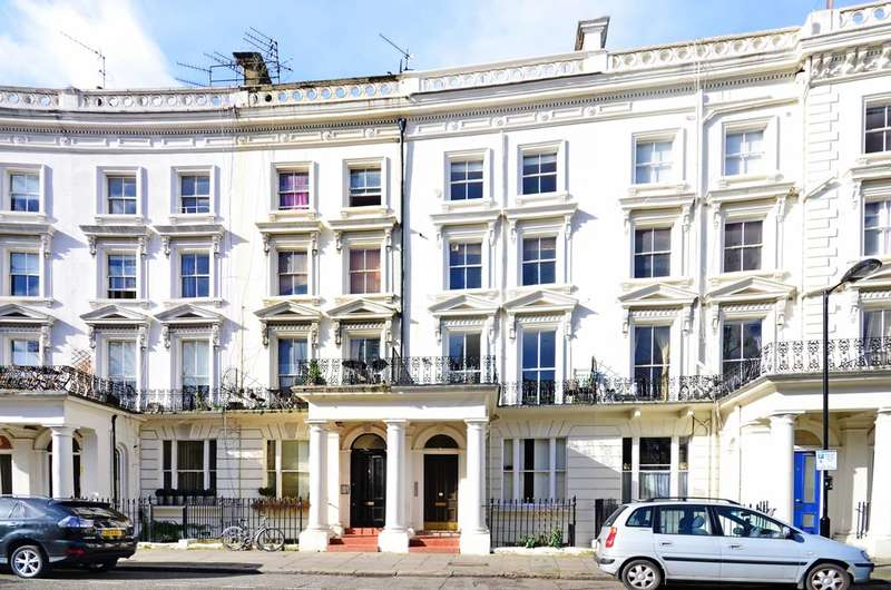 Studio Flat for sale in St Stephens Crescent, Notting Hill, W2