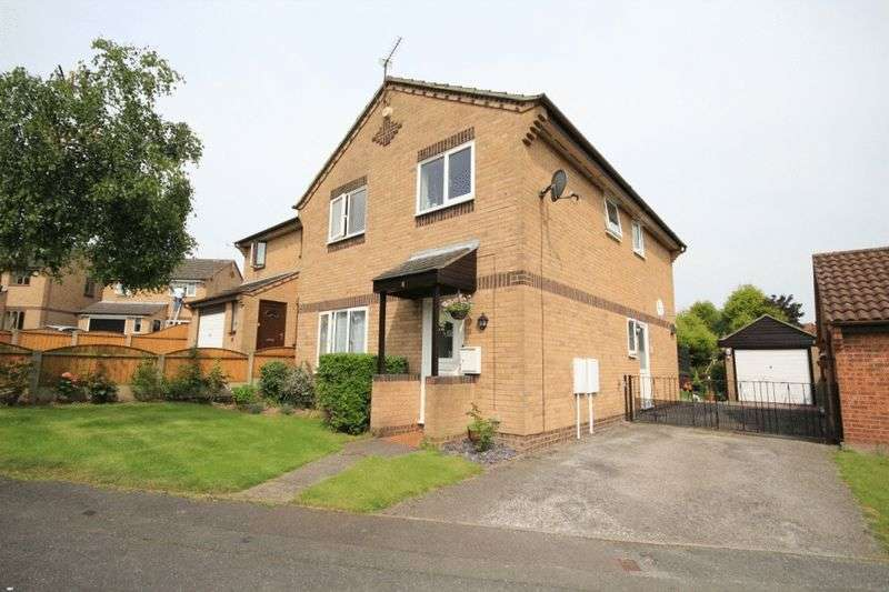 4 Bedrooms Detached House for sale in SOMERBY WAY, OAKWOOD