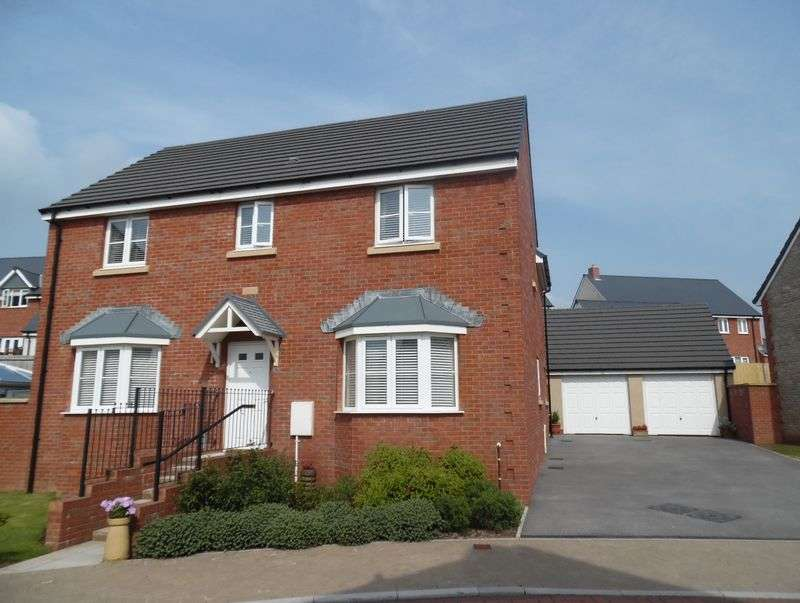 4 Bedrooms Detached House for sale in Llys Yr Onnen Coity Bridgend CF35 6FA