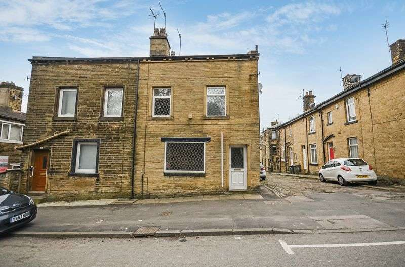 2 Bedrooms Flat for sale in 163 Bradford Road, Bradford, BD10 8SN