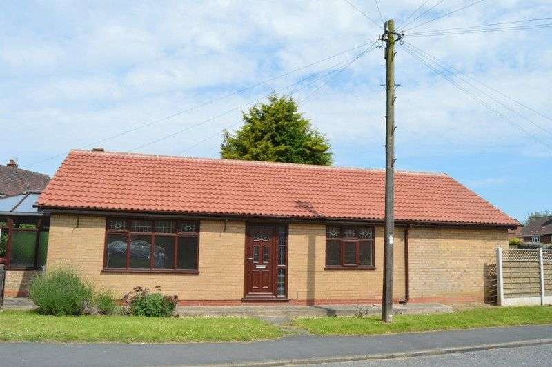 2 Bedrooms Detached Bungalow for sale in Gainsborough Lane, Scawby