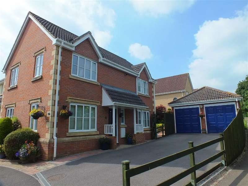 4 Bedrooms Property for sale in Spring Meadows, Trowbridge, Wiltshire, BA14