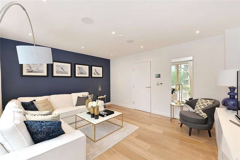 3 Bedrooms House for sale in Canonbury Cross - Townhouses, 16 Compton Avenue, N1