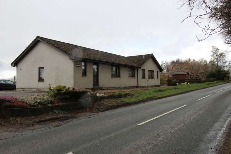 5 Bedrooms Detached Bungalow for sale in Shalimar, Evanton, Dingwall, IV16