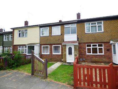 3 Bedrooms Terraced House for sale in Flore Close, Peterborough, Cambridgeshire, United Kingdom