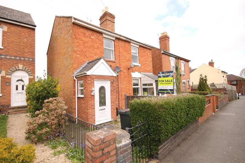 3 Bedrooms Semi Detached House for sale in Grosvenor Walk, Worcester, WR2