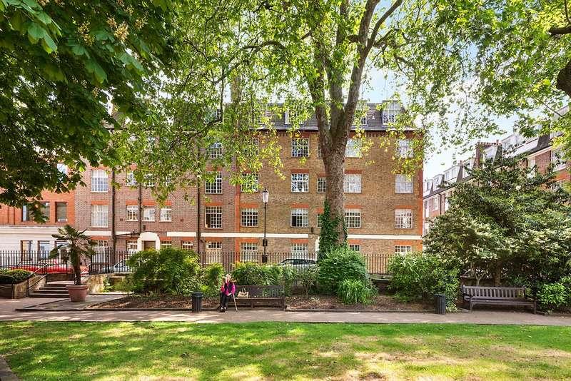 2 Bedrooms Flat for sale in Britten House, Britten Street, London, SW3