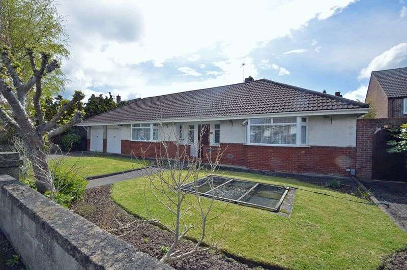 4 Bedrooms Detached Bungalow for sale in Moor Park, Clevedon