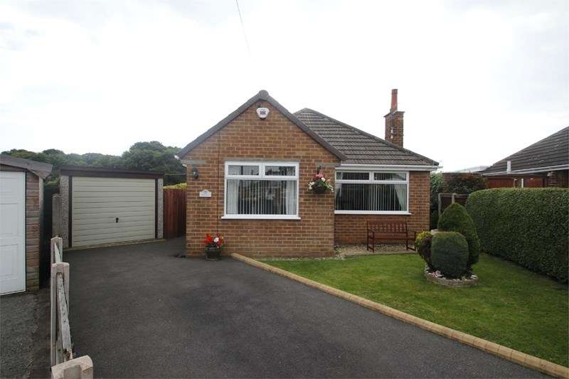 2 Bedrooms Detached Bungalow for sale in Woodend, Pensby
