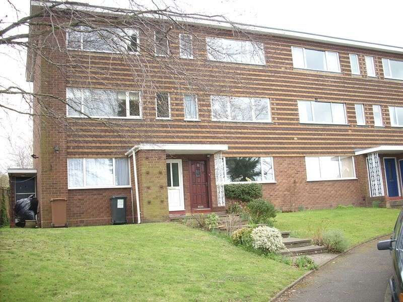 2 Bedrooms Flat for sale in Angorfa Close, Lichfield