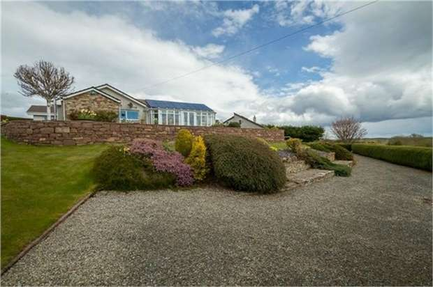 3 Bedrooms Detached Bungalow for sale in Torgorm, Dornoch, Highland