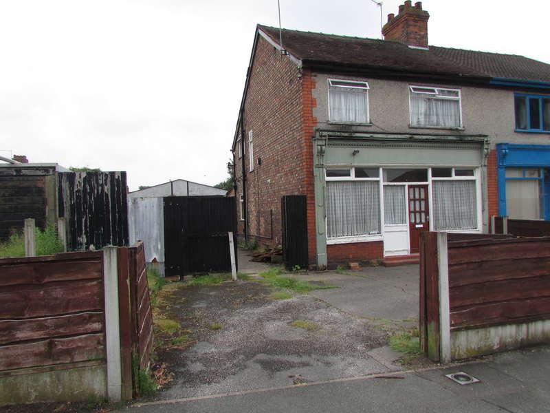 3 Bedrooms Semi Detached House for sale in Felix Road, Winnington