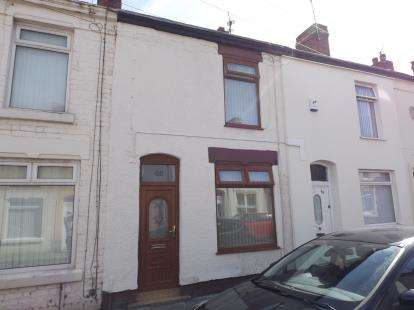 2 Bedrooms Terraced House for sale in Lowell Street, Liverpool, Merseyside, L4
