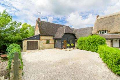 Detached House for sale in Starey Close, Milton Ernest, Bedford, Bedfordshire