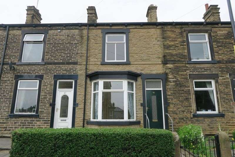 3 Bedrooms Terraced House for sale in King Street, Morley, Leeds
