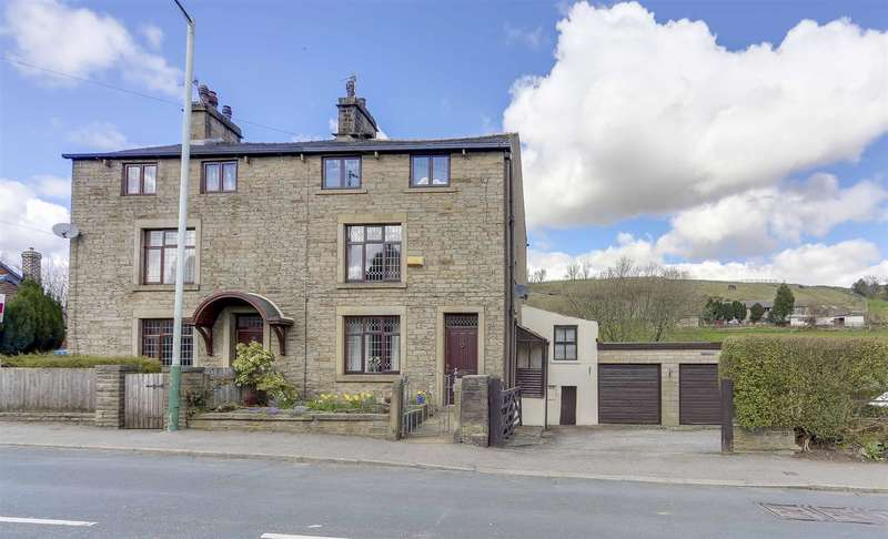 4 Bedrooms Property for sale in Booth Road, Bacup