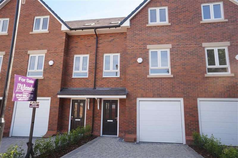 4 Bedrooms Property for sale in Wimbledon Close, Old Trafford, Trafford, M16