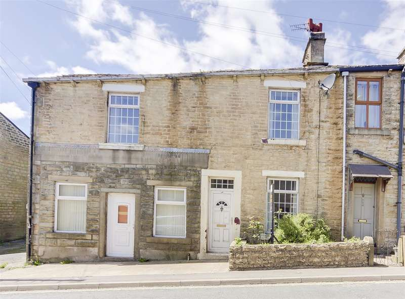 2 Bedrooms House for sale in Burnley Road, Weir, Bacup