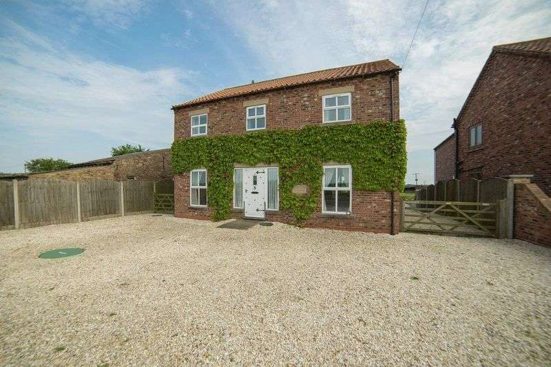 4 Bedrooms Detached House for sale in Whitgift, Goole