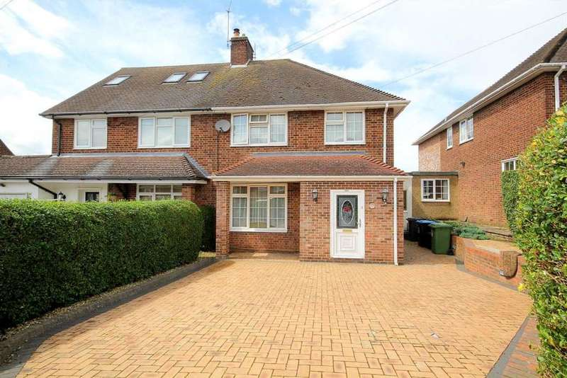 3 Bedrooms Semi Detached House for sale in Hobbs Hill Road, Hemel Hempstead