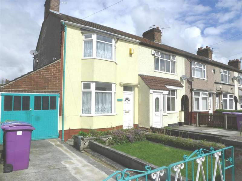 3 Bedrooms Town House for sale in Max Road, Dovecot, Liverpool