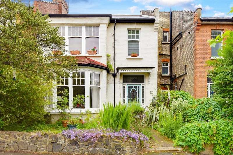 2 Bedrooms Flat for sale in Collingwood Avenue, Muswell Hill, London