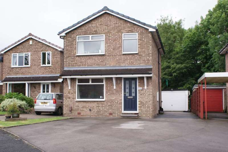 3 Bedrooms Detached House for sale in Bradshaw Meadows, Bradshaw