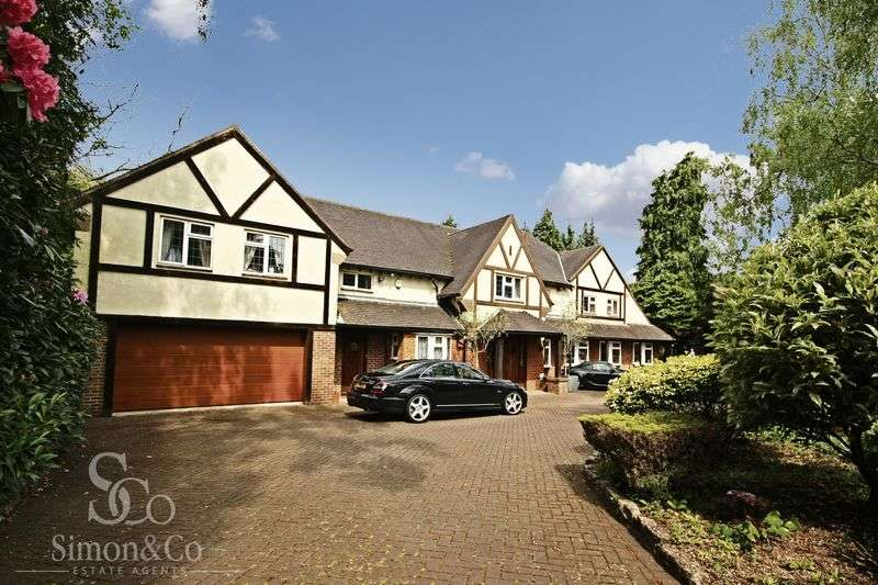 7 Bedrooms Detached House for sale in Seven Bedroom Detached House in Chilworth.