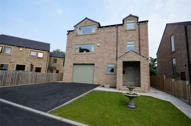 5 Bedrooms Detached House for sale in Acorn Croft, Fenay Bridge, HUDDERSFIELD, West Yorkshire