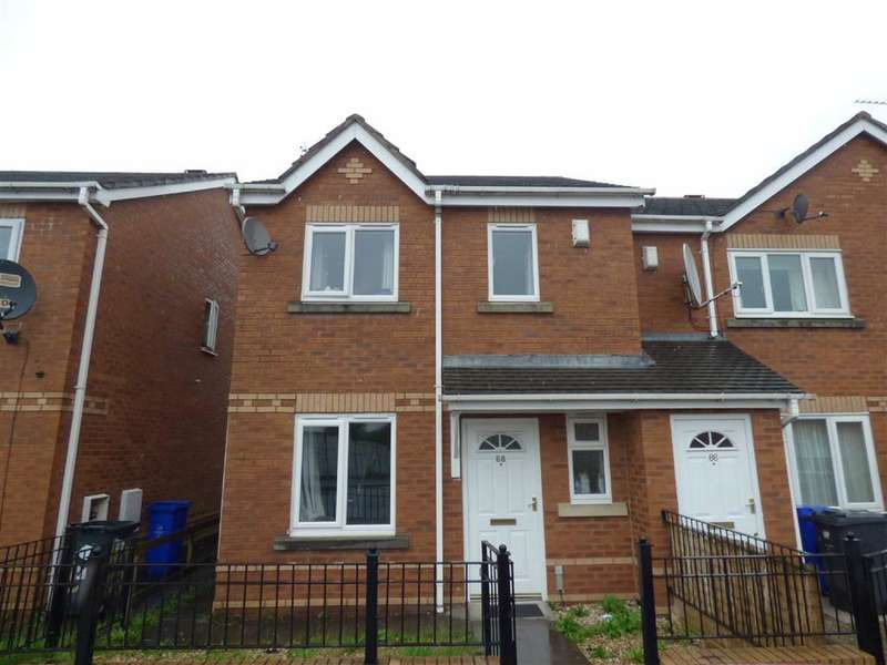 3 Bedrooms Property for sale in Venture Scout Way, Cheetwood, Manchester, M8
