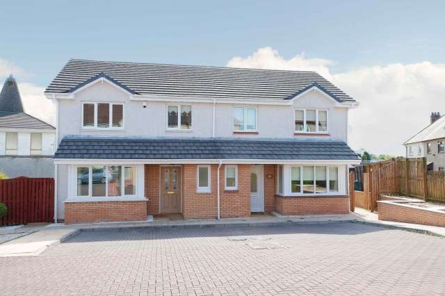 3 Bedrooms Semi Detached House for sale in Wellside Avenue, Airdrie, North Lanarkshire, ML6 6PH