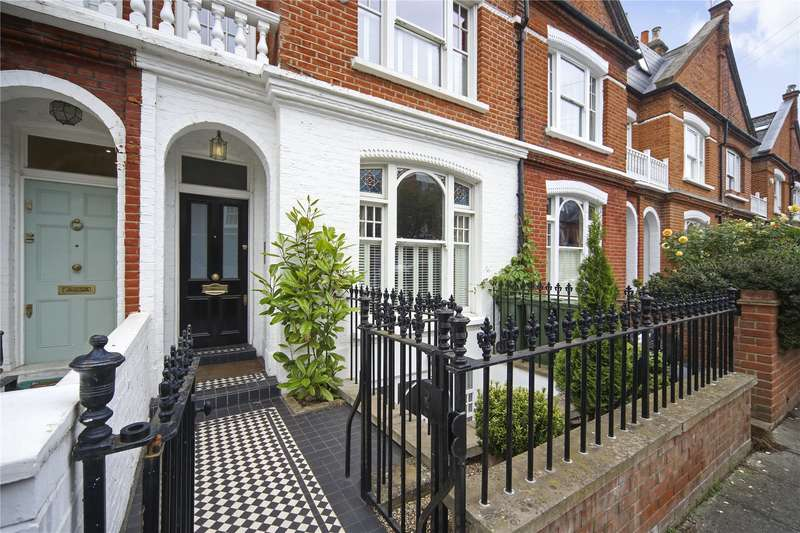 6 Bedrooms Terraced House for sale in Coniger Road, Peterborough Estate, Parsons Green, Fulham, SW6