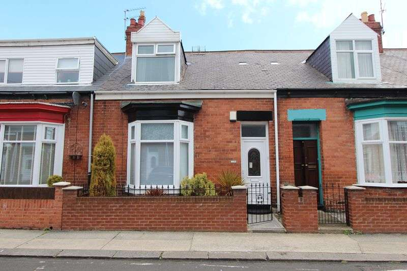 2 Bedrooms Terraced House for sale in Hastings Street, Hendon, Sunderland