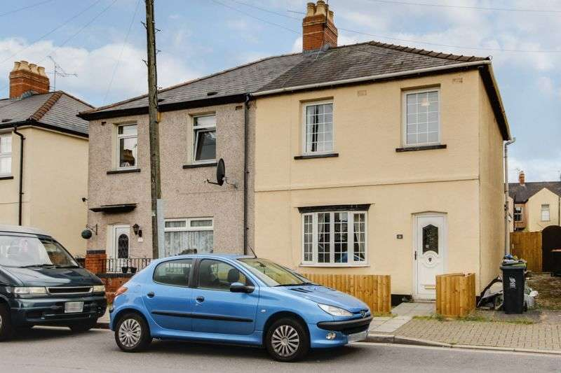 3 Bedrooms Semi Detached House for sale in Fairfax Road, Newport
