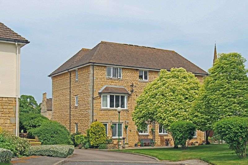 2 Bedrooms Flat for sale in Torkington Gardens, Stamford