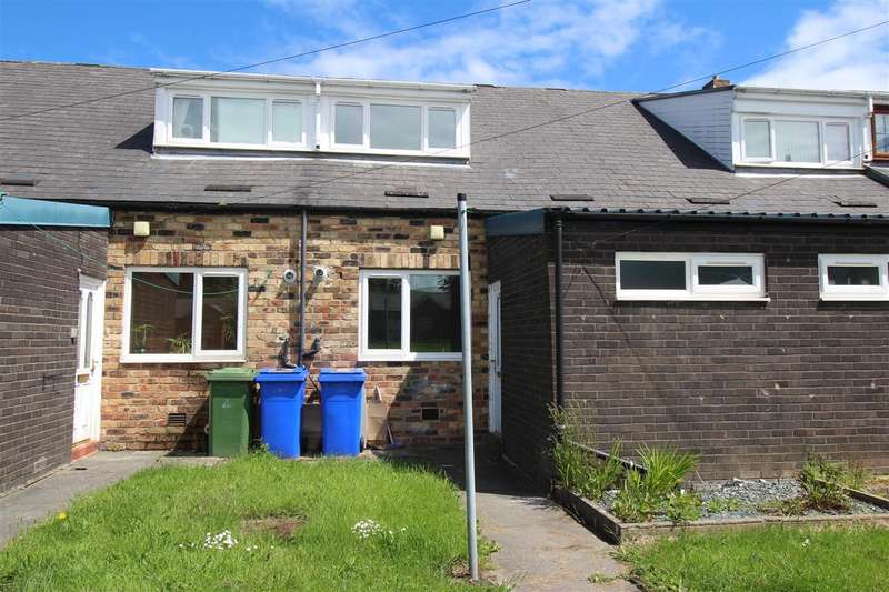 2 Bedrooms Terraced House for sale in Shotton Street, East Hartford, Cramlington