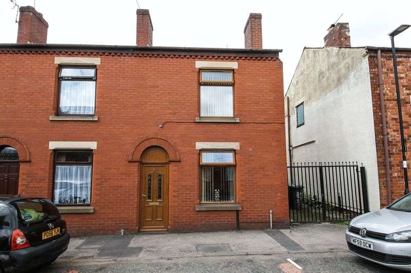 2 Bedrooms Terraced House for sale in Church Street, Standish