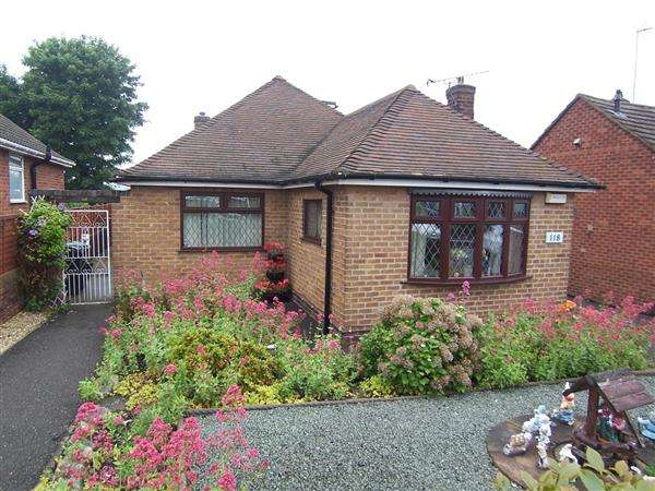 3 Bedrooms Bungalow for sale in Milward Road, Heanor
