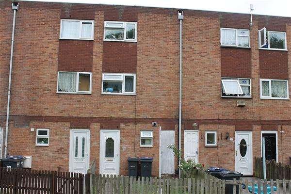 3 Bedrooms Terraced House for sale in Bromfield Close, Aston, Birmingham